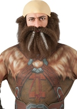 The Hobbit An Unexpected Journey Dwalin The Dwarf Hair Kit