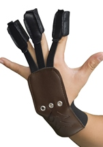 Hawkeye Brown Archer Gloves