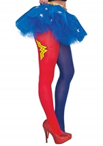 Wonder Woman Adult Tights