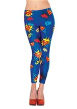 Supergirl Woman Leggings