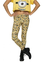Minions Woman Leggings