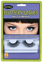 Dark Eyelashes Black