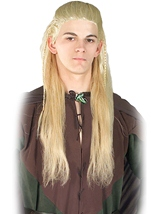 Lord Of Rings Legola Men Wig