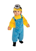 Minion Stuart Toddler Kids Costume