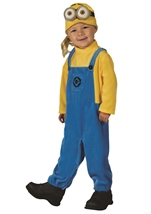 Minion Dave Toddler Kids Costume