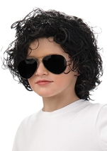 Child Curly Michael Jackson Wig