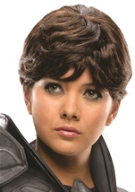 Man Of Steel Faora Women Wig