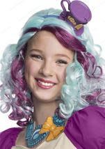 Madeline Hatter Girls Ever After High Wig
