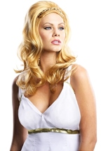 Adult Venus Blonde Wig Women