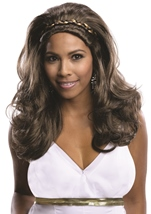 Venus Brown Wig Women
