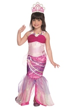 Barbie The Pearl Princess Deluxe Lumina Girls Costume
