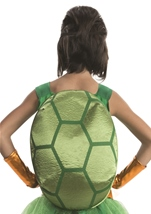 Kids Michaelangelo Ninja Turtle Girls Costume