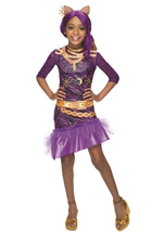 Clawdeen Wolf Girls Monster High Costume