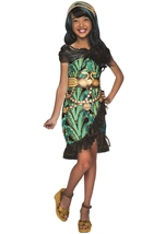 Cleo de Nile Girls Monster High Costume