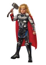 Thor Muscle Chest Boys Costume