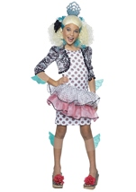Lagoona Blue Girls Monster High Costume