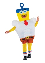 Inflatable Spongebob Invicibubble Costume