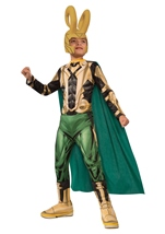 Loki Boys Costume