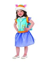 Everest Girls Paw Patrol Costume