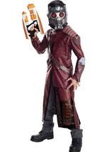 Star Lord Guardians Of Galaxy Boys Deluxe Costume