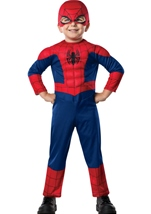 Spiderman Toddler Boys Costume