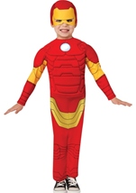 Iron Man Boys Toddler Costume