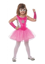 Spider Girl Pink Costume
