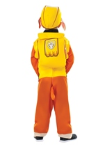 Paw Patrol Rubble Kids Halloween Costume