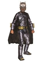 Batman Armored Boys Deluxe Dawn of Justice Costume