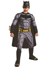 Batman Muscle Deluxe Boys Dawn Of Justice Costume