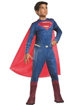 Superman Boys Dawn Of Justice Costume