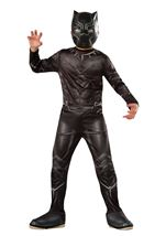 Black Panther Boys Costume