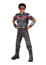 Falcon Muscle Chest Boys Costume