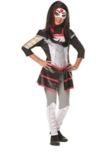 Katana Girls Deluxe Costume