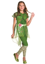 Poison Ivy Girls Deluxe Costume