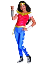 Wonder Woman Tween Girls Costume