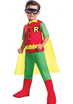 Robin Kids Boys Costume