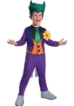 Joker Kids Boys Costume