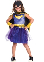 Batgirl Kids Girls Costume