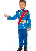 Royal Prince  Boy Costume