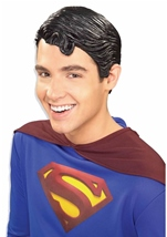 Superman Vinyl Men Wig