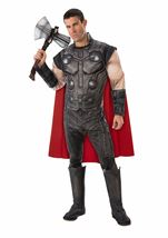 Endgame Deluxe Thor Men Costume