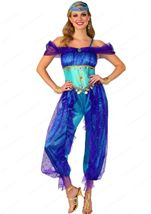 Genie Women Arabian Costume