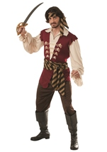 Pirate Raider Men Costume