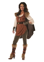 Forest Princess Women Medieval Costume
