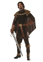 Renaissance Forest Prince Men Costume