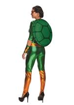 Michelangelo Women Sexy Bodysuit Teenage Mutant Ninja Turtle Halloween Costume