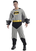 Batman Onesie Men Costume