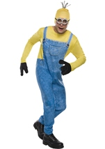 Minion Kevin Men Costume