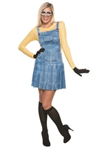 Minion Woman Costume